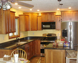 Larrison Contracting Kitchen Remodeling Indianapolis
